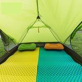 NH蛋巢槽折疊鋁膜防潮墊加厚超輕單人午睡墊戶外便攜露營帳篷地墊