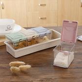 秸稈調味罐調味瓶罐套裝 廚房裝佐料鹽罐調料罐塑料調料盒