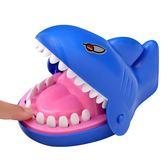 桌遊 玩具 咬手鯊魚 咬手鱷魚 兒童親子遊戲 整蠱玩具 趣味玩具86014
