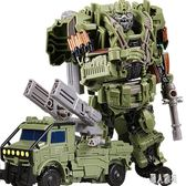 黑曼巴合金版變形玩具金剛威震V天探長男孩兒童玩具汽車機器人 DJ10507『麗人雅苑』