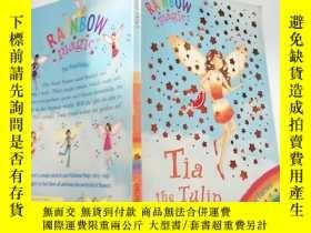 二手書博民逛書店rainbow罕見magic tia the tulip fairy 彩虹魔法 蒂婭郁金香仙女..,Y2003