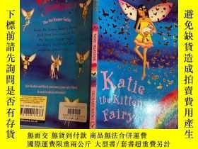 二手書博民逛書店katie罕見the kitten fairy 小貓仙女凱蒂Y200392