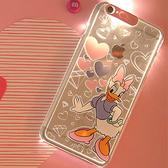 【特價/停產】韓國 迪士尼 米奇 米妮 唐老鴨 史迪奇 閃光燈提示 發光 手機殼│iPhone 6/6S Plus│v6512