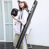 釣魚包漁具包魚竿包超輕便攜魚桿包1.25米防水路亞海竿收納袋魚具