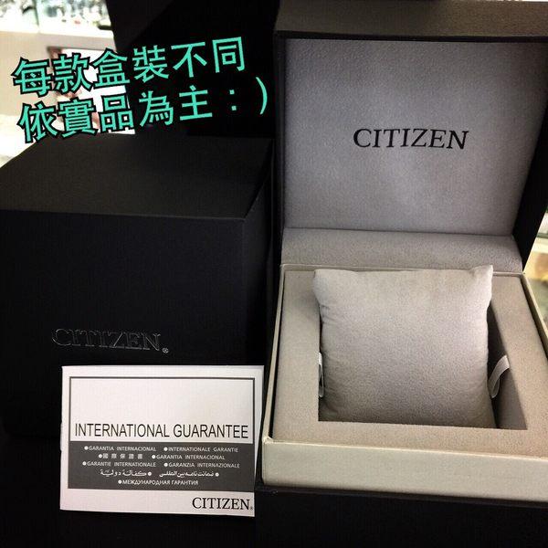 CITIZEN 星辰錶 XC光動能玫瑰金框三眼女錶x32mm白 日期顯示 FB1404-51A | 高雄名人鐘錶