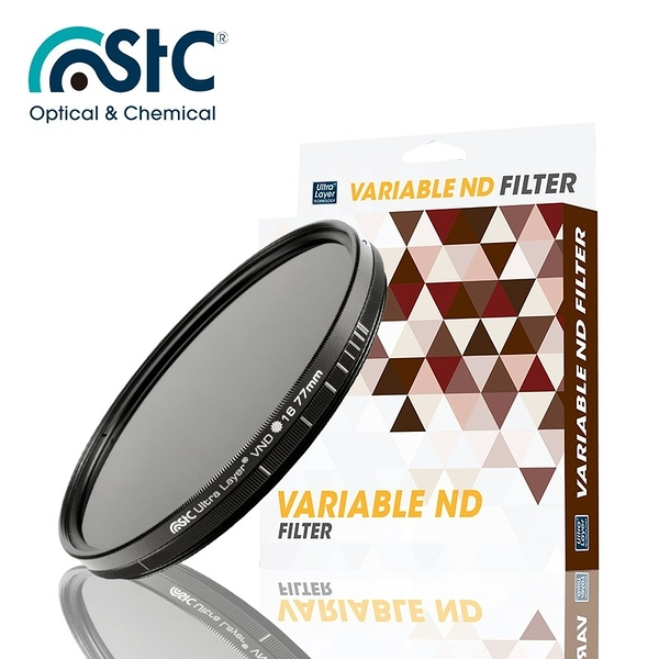 【EC數位】 STC Ultra Layer Variable ND16-4096 Filter 58mm 可調式減