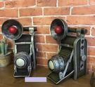 [協貿國際]   相機擺件咖啡廳櫃子擺設...