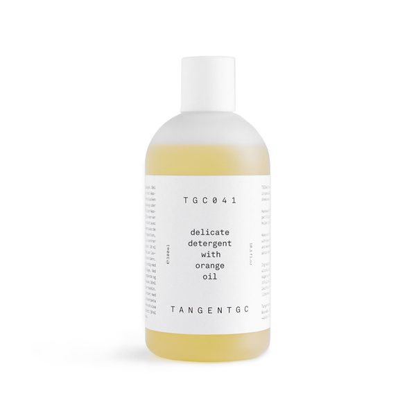 TangenTGC Delicate Detergent TGC041 300ml《細心》瑞典衣物清潔系列 甜橙香味 精緻衣物洗衣精