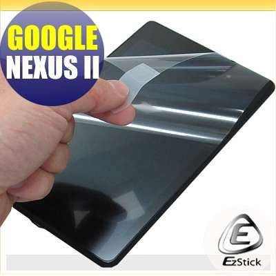 【EZstick】Google Nexus 7 II Nexus 7 2代 專用 靜電式平板LCD液晶螢幕貼 (可選鏡面防汙及高清霧面)