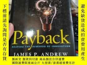 二手書博民逛書店Payback:罕見Reaping the Rewards of InnovationY246860 【預售】