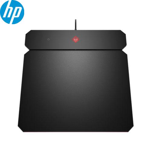【5折專區僅有1組】HP Omen Outpost 無線充電滑鼠墊 (6CM14AA)
