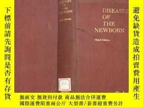 二手書博民逛書店diseases罕見of the newborn新生兒疾病Y27