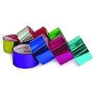 《享亮商城》紫色 48mm 晶晶膠帶 喜臨門  1048-6