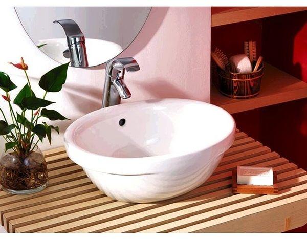 【麗室衛浴】美國 KOHLER Patio系列 檯上盆  K-2479K-0