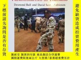 二手書博民逛書店Militia罕見Redux:Or Sor and the Revival of Paramilitarism i