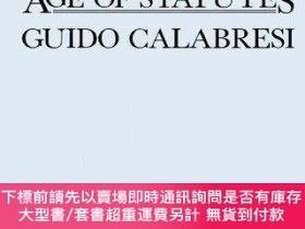 二手書博民逛書店A罕見Common Law For The Age Of StatutesY255174 Guido Cala