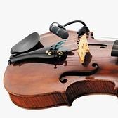 DPA 4099V 小提琴專用收音麥克風-鵝頸式專業級/具備小提琴專用固定夾/原廠公司貨