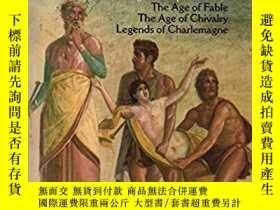 二手書博民逛書店Bulfinch s罕見Mythology Illustrate