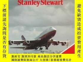 二手書博民逛書店Flying罕見the Big Jets-駕駛大型噴氣式飛機Y443421 Stanley Stewart (