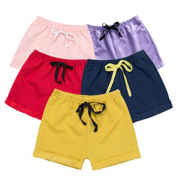 嬰幼兒短褲 棉褲 寶寶短褲 熱褲 兒童短褲 童裝 ZS41101 好娃娃