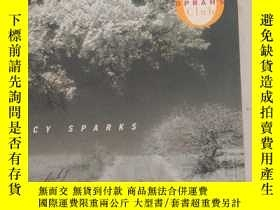二手書博民逛書店冰冷火花罕見icy sparks(英文原版小說) BT(外來之