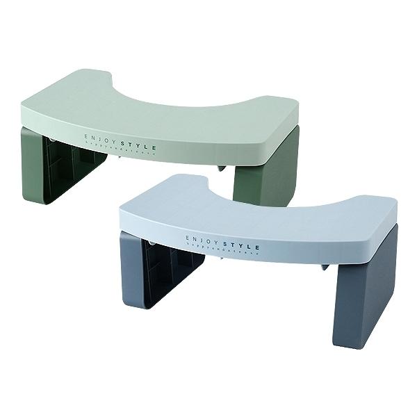 可折疊廁所馬桶墊腳凳(1入) 款式可選 【小三美日】※限宅配/禁空運