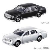 TOMICA 多美小汽車NO.114 豐田CENTURY+初回(2台一起賣)_TM114A3+TM114-C1