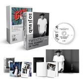 蘇志燮TWENTY(出道20年台灣專場粉絲會DVD+寫真冊+時光筆記本+海報全球