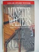 【書寶二手書T1/原文小說_AHP】The Sculptress_Minette Walters