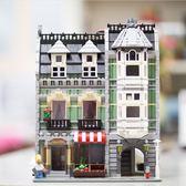 618大促樂拼積木街景系列兼容樂高拼裝積木玩具