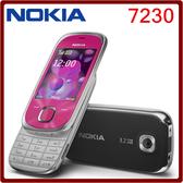 父親節~Nokia 7230 滑蓋機 (3G不停用)加贈:電池 轉卡 4G卡可用 ㄅㄆㄇ按鍵 長輩可用 螢幕大
