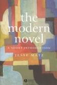 二手書《The Modern Novel: A Short Introduction (Blackwell Introductions to Literature)》 R2Y ISBN:1405100486