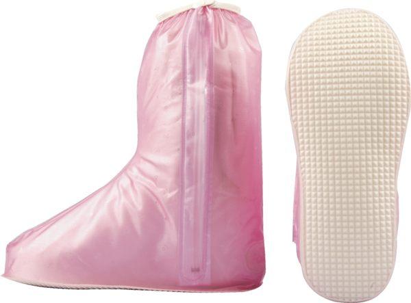飛銳fairrain雨的天使時尚防雨鞋套~甜美粉