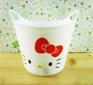 【震撼精品百貨】Hello Kitty 凱蒂貓~KITTY筆筒-白色