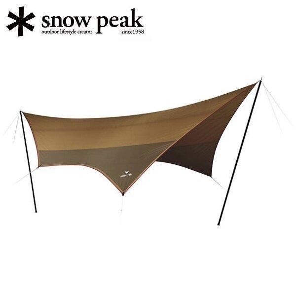 日本【snow peak】Amenity 蝶形天幕組 TP-851S