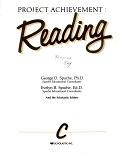 二手書博民逛書店 《Project Achievement Reading C》 R2Y ISBN:0590342460