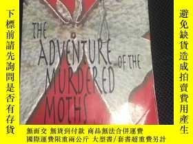二手書博民逛書店The罕見Adventure of The Murdered Moths and other radio myst