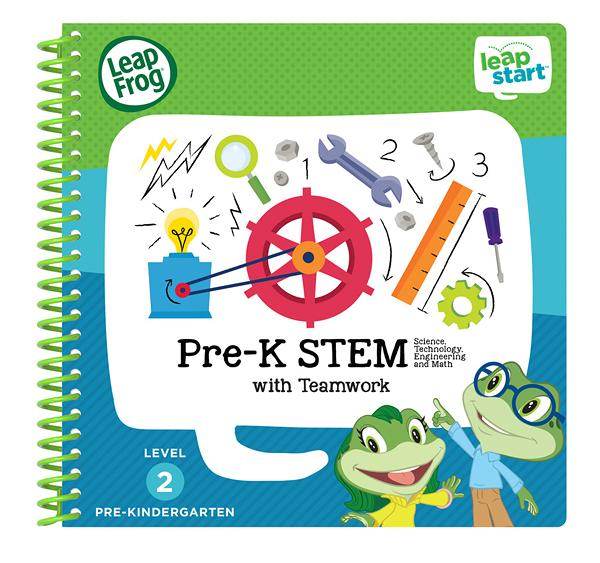 LEAP FROG 跳跳蛙 LeapStart Jr. Books幼兒5-科學與自然