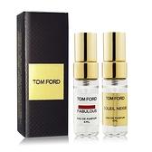 TOM FORD 私人調香系列-先聲奪人+冬日光芒香水(4mlX2)[含外盒] EDP-航版