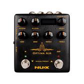 凱傑樂器 NUX 木吉他 箱體模擬效果器 Optima Air 全新公司貨