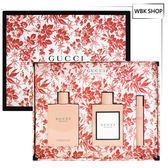 Gucci 新款限量 Gucci Bloom 禮盒三件組-淡香精 100ml+身體乳液 200ml+滾珠香水 7.4ml - WBK SHOP