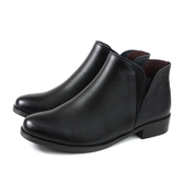 HUMAN PEACE 短靴 靴子 牛皮 黑色 女鞋 B8216 no389