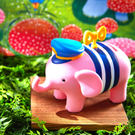 [加購優惠] 幾米幸福小象存錢筒