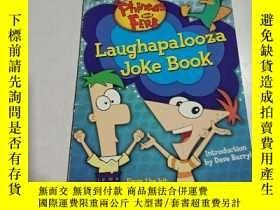 二手書博民逛書店Laughapalooza罕見joke book(外文)Y212