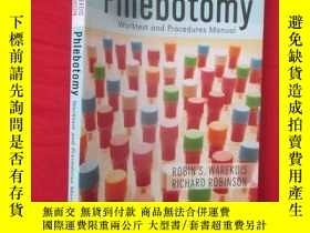 二手書博民逛書店Phlebotomy:罕見Worktext and Procedures Manual|Robin ( 16開)