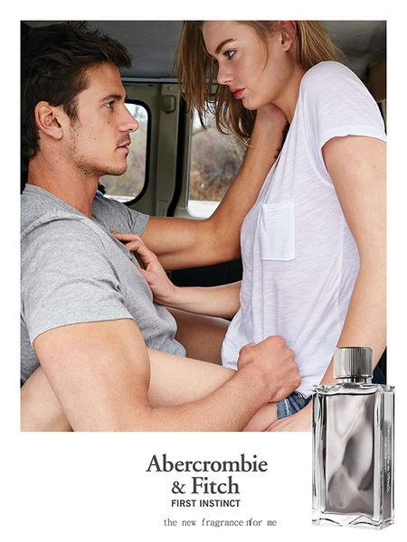 ABERCROMBIE & FITCH A&F 同名經典男性淡香水 100ml 63103《Belle倍莉小舖》