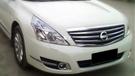 【車王汽車精品百貨】日產 Nissan Teana 霧燈框改裝 前霧燈框 霧燈罩 全罩 全包