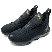 《7+1童鞋》NIKE LEBRON XVI (GS) 小皇帝 黑金 輕量 襪套 休閒運動鞋 慢跑鞋 籃球鞋 F899 黑色