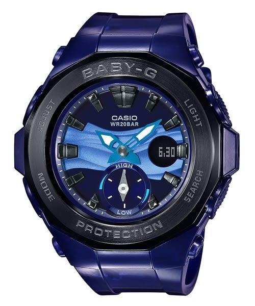 【時間光廊】CASIO 卡西歐 Baby-G 3D立體整點 全新原廠公司貨 BGA-220B-2ADR