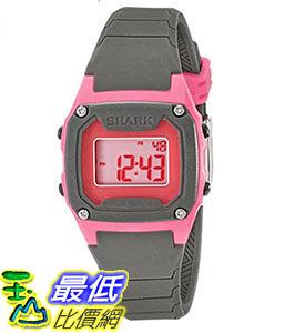 [106美國直購] Freestyle 手錶 Unisex 10017011 B00LCTC470 Shark Classic Pink and Gray Digital Watch